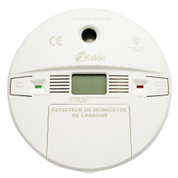 Détecteur de Monoxyde de Carbone Kidde 900-0146