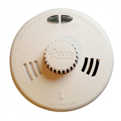 Heat alarm Kidde 3SFWR on sector