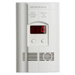 Detector de gás natural, o propano e o monóxido de carbono Kidde 900-0113