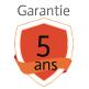 Détecteur de Gaz Kidde 900-0113 - Garantie constructeur de 5 ans